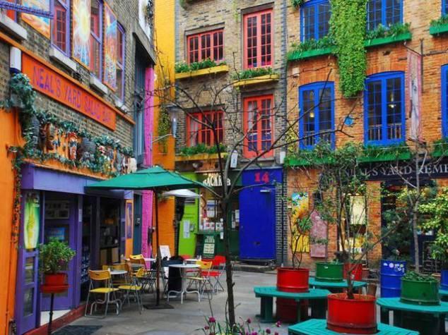 Londra colorata